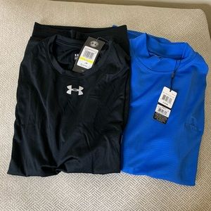 NWT Lot of Two Athletic Crew Neck Tees